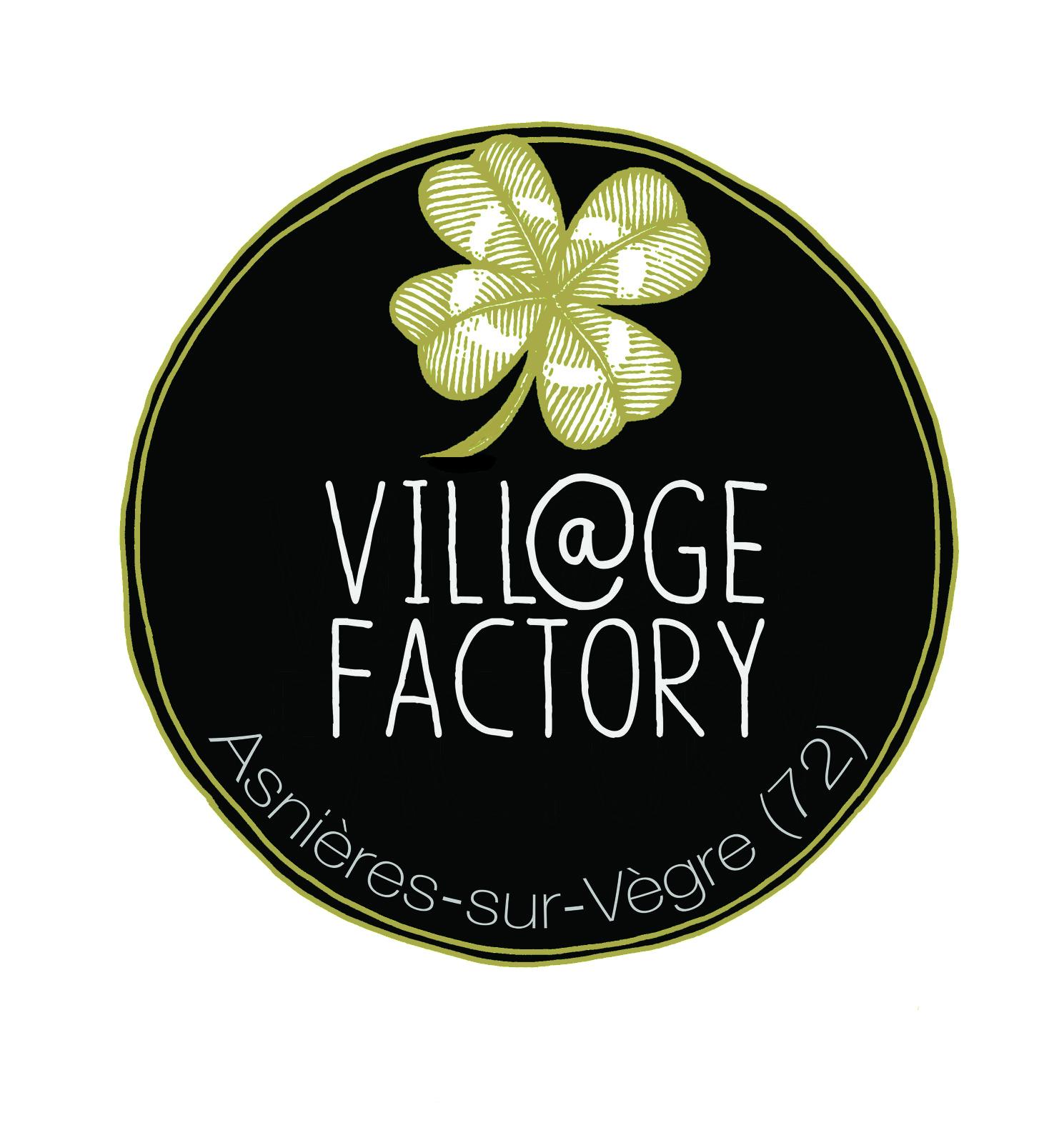 Asnières-sur-Vègre Village Factory