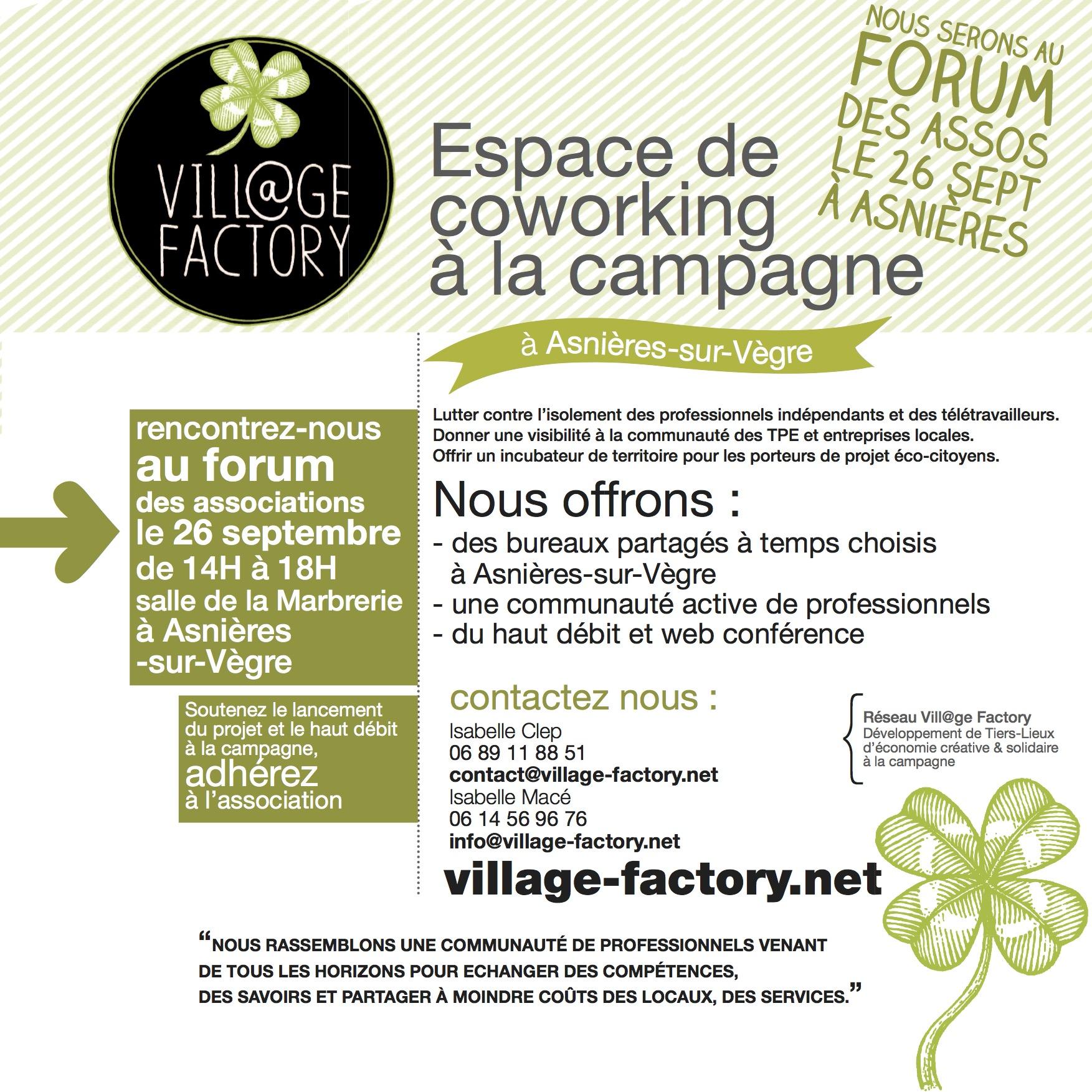 e-mailing forum vert