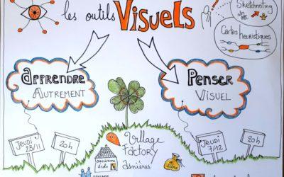Venez découvrir les outils visuels