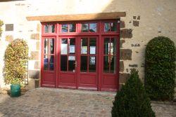 Visite à Fresnay-sur-Sarthe, petite cité de caractère et village internet 4@
