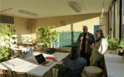 Mardi 8/3 : 1er RDV des coworkers Asnières-sur-Vègre